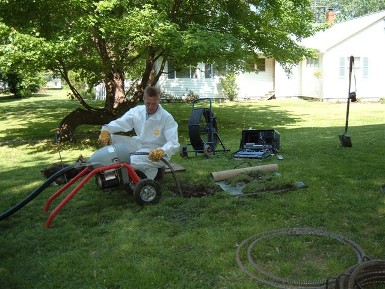Septic Maintenance by Livingston Septic